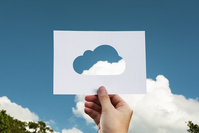 Accountants Needs Cloud Blue Sky Image