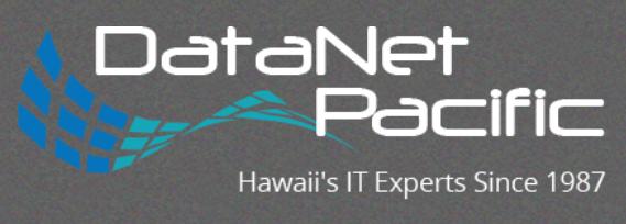 MSP Partner DataNet Pacific