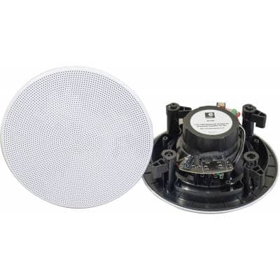E Audio Bluetooth Bathroom Speaker System 2x 5 25 Ceiling Speakers E Audio From Inta Audio Uk