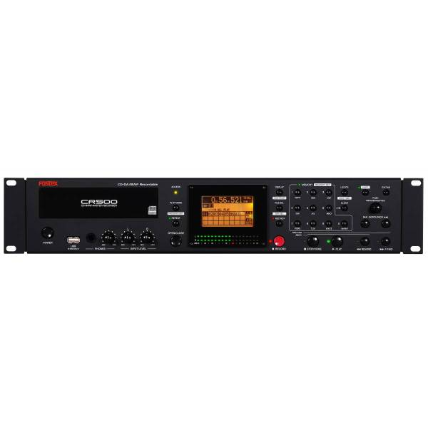 Fostex Cr500 Cd Recorder
