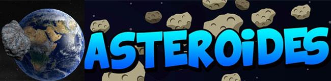 Composición de asteroides y planeta Tierra