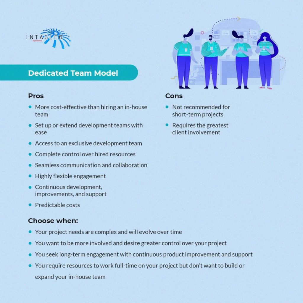 Dedicated Team Engagement Model