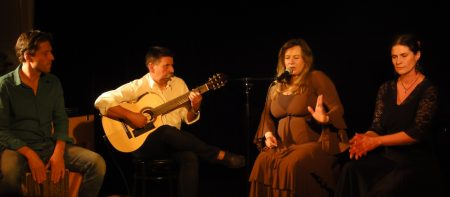 Flamenco Abend mit Brisa Caliente del Sur @ intakt Musikbühne