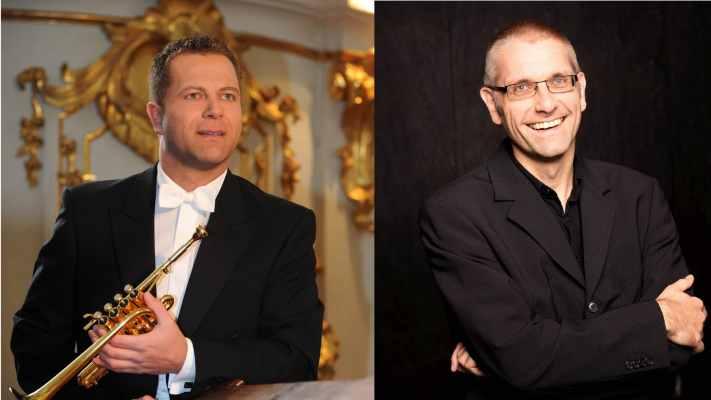 StreamKultur LiveStream Klassik-Abend mit Max Hanft (Piano) und Hans-Jürgen Huber (Trompete)