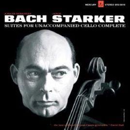 Bach – Suites For Unaccompanied Cello Complete
