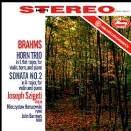 Brahms – Horn Trio – Sonata No. 2