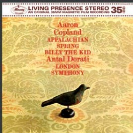 Copland – Appalachian Spring, Billy the Kid