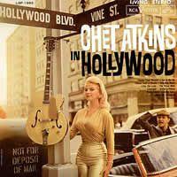 Chet Atkins : Atkins in Hollywood