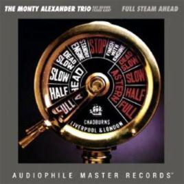 The Monty Alexander Trio – Full Steam Ahead