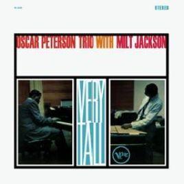 Oscar Peterson Trio With Milt Jackson – Very Tall