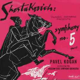 Shostakovich – Symphony No. 5 Opus 47