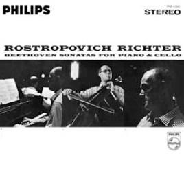 Beethoven – Sonatas for Piano & Cello