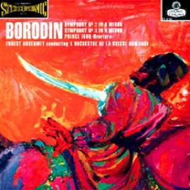 Borodin – Symphonies Nos. 2 & 3