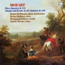 Mozart – Oboe Quartet, K.370