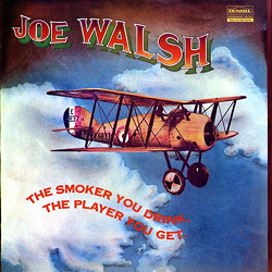 Joe Walsh : The Smoker You Drink, The Player You Get