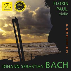 Bach : Florin Paul, violin – Partitas