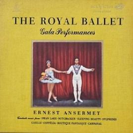 Ernest Ansermet : The Royal Ballet Gala Performances