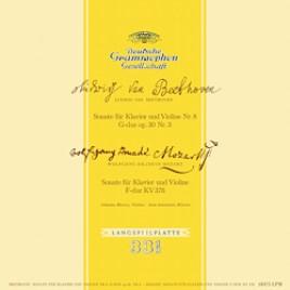 Beethoven & Mozart : Sonatas For Violin And Piano