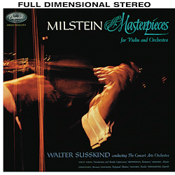 Masterpieces for Violin and Orchestra : Milstein