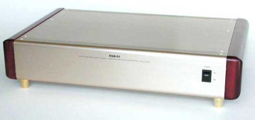 Yamamoto Sound Craft : Vacuum tube phone equalizer amplifier EQB-01