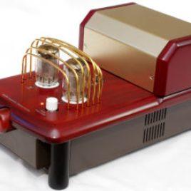 Yamamoto Sound Craft : Vacuum tube Headphone amplifier HA-03