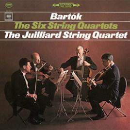 The Juilliard String Quartet : Bartok – The Six String Quartets