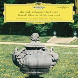 Bruch : Violin Concerto No.1 – Glazunov: Violin Concerto