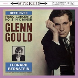 Beethoven : Piano Concerto No. 3 in C minor : Glenn Gould – Leonard Bernstein