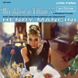 Henry Mancini: Breakfast At Tiffany's