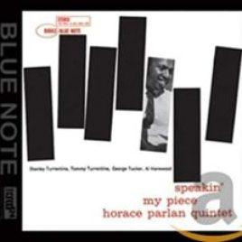 Horace Parlan Quintet : Speakin' My Piece