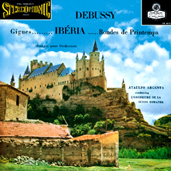 Debussy : Gigues – IBERIA