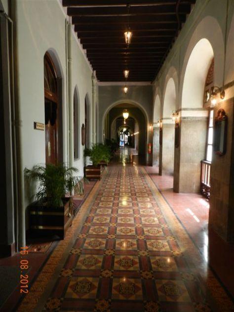 restored RBYC lobby