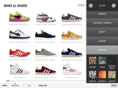 Sneakers: The Complete App