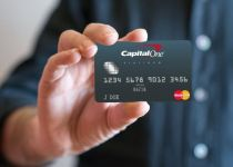 Capital one credit card information