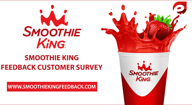 Smoothie King Feedback Guide