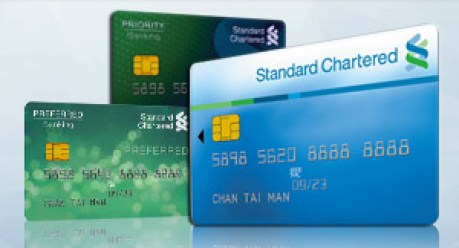 Standard Chartered Card Activation