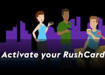 Rushcard Activation guide