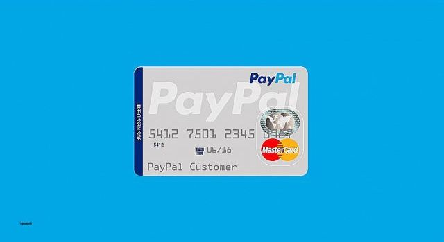 PayPal Card Activation Online