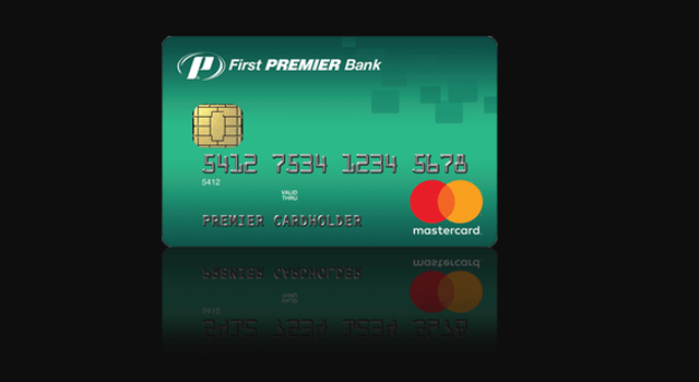 First Premier Credit Card Login