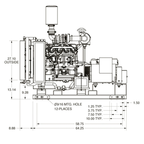 Eagle Air Compressor Wiring Diagram
