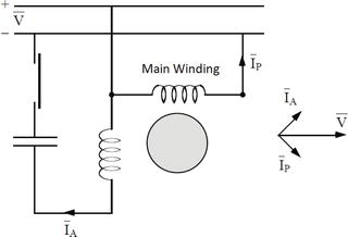 Single Phase Asynchronous Motor Wiring Diagram
