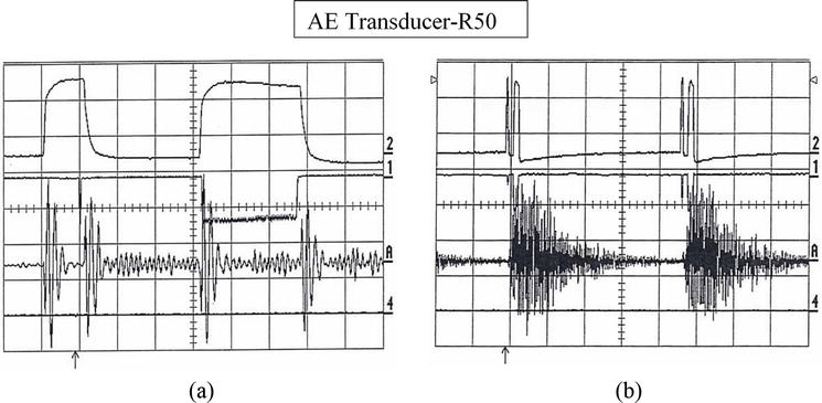 Acoustic Emission Technology for High Power Microwave