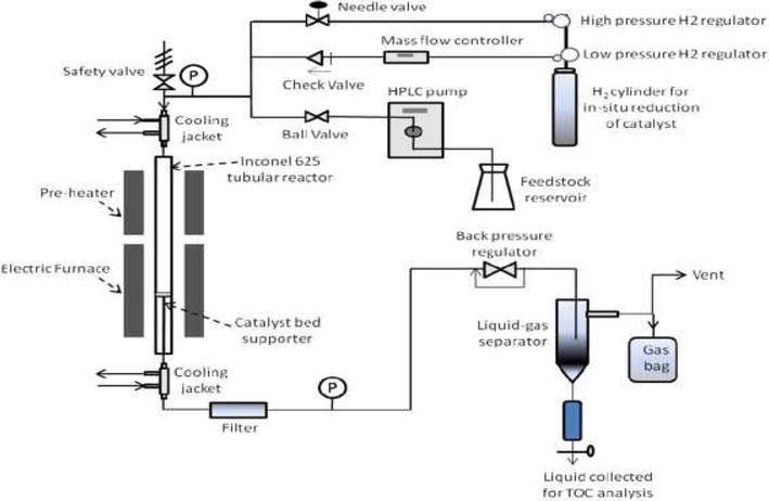 Lignin Hydrothermal Liquefaction into Bifunctional