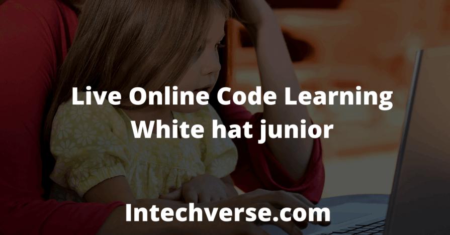 online live code learning white hat jr