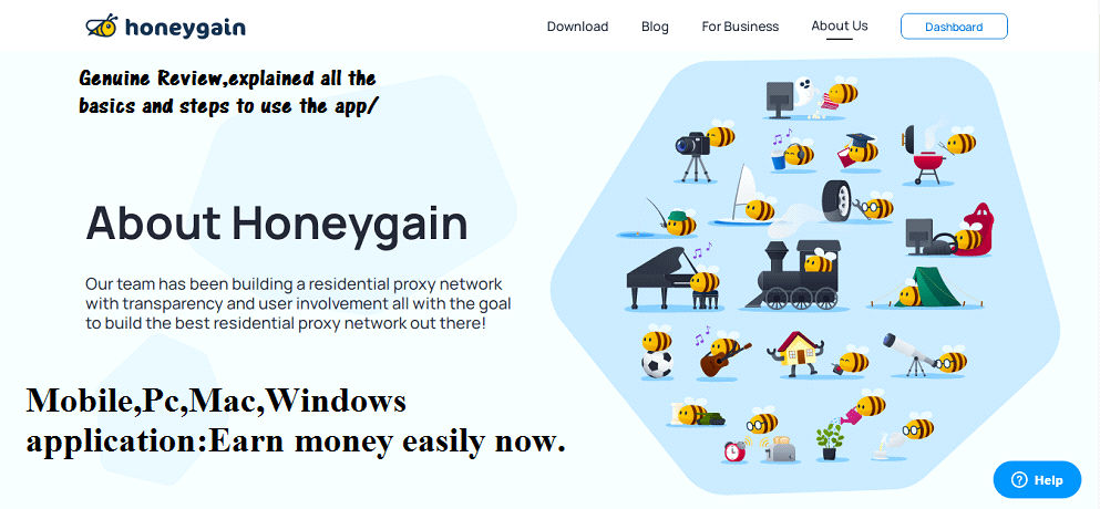 Honeygain app detailed review