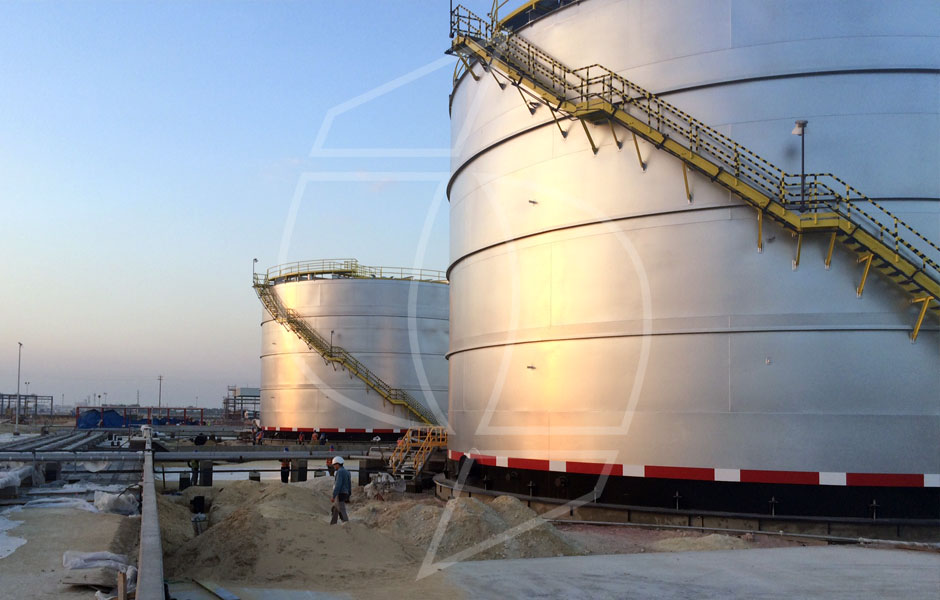 Petroleum Refining Loading Rack