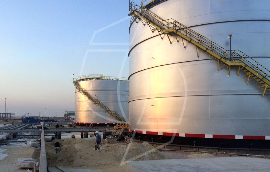 Petroleum Refining Loading Rack