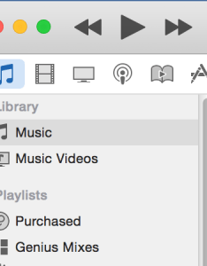 While in your music library click playlists the navigation bar you  ll see an entry for videos near top of sidebar also how to fix itunes  biggest annoyances mac security blog rh intego