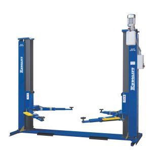 3-Elevadores electrohidráulicos de dos columnas de 2 cilindros con plataforma