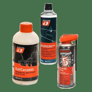 Selección productos químicos para Náutica